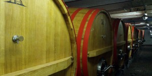 Barrel room requalification in Belgium...