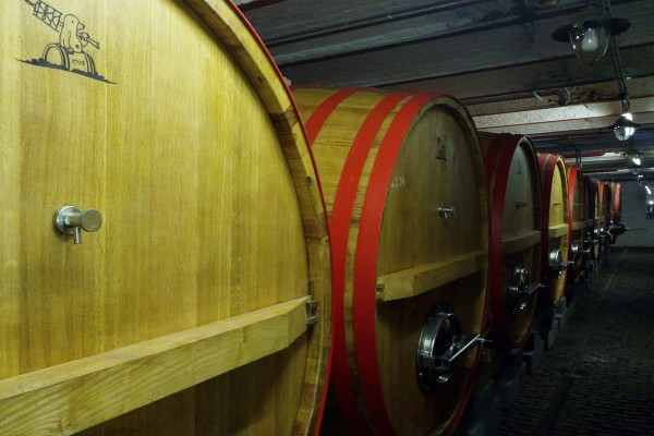 Barrel room requalification in Belgium brewery