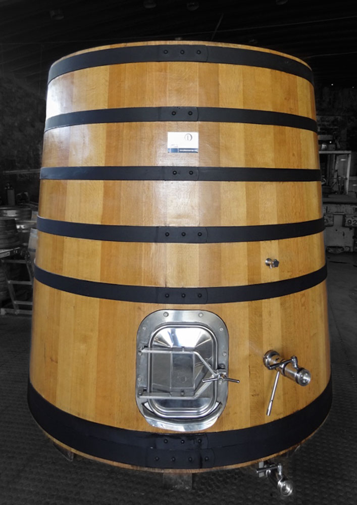 50hl French oak Vat
